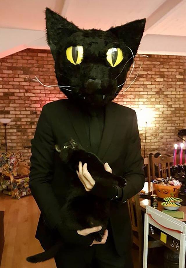 Biến hóa thành ma quỷ xưa rồi, đây mới là cách hóa trang Halloween kiểu mới khó đụng hàng - Ảnh 9.