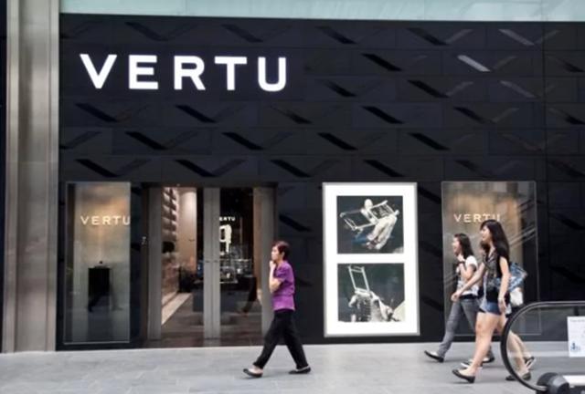 Vỡ nợ, Vertu bán điện thoại với giá rẻ như cho - Ảnh 1.