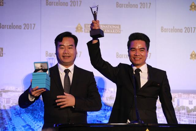 Viettel lập kỷ lục tại Giải thưởng kinh doanh Quốc tế Stevie Awards 2017 - Ảnh 1.