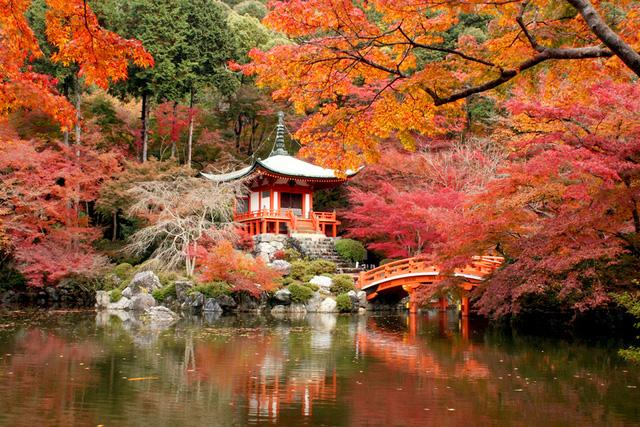 Những điểm du lịch không thể bỏ qua vào mùa thu - Ảnh 7.