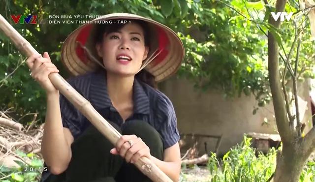 Phan Hương của Người phán xử bất ngờ về quê chăn vịt, câu cá - Ảnh 4.