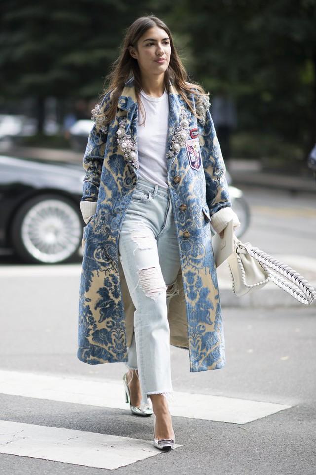 Top 10 xu hướng phong cách thời trang của năm 2017 - Ảnh 5.