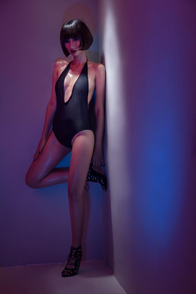 Ngắm những vóc dáng chuẩn từng centimet của Top Model Online 2017 - Ảnh 5.