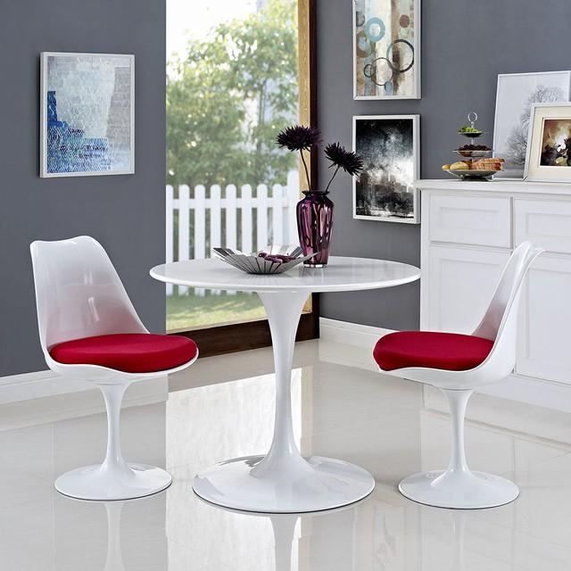 Ý tưởng đưa những bộ bàn ăn độc đáo vào không gian nhỏ hẹp - Ảnh 8.