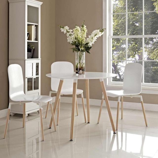 Ý tưởng đưa những bộ bàn ăn độc đáo vào không gian nhỏ hẹp - Ảnh 5.