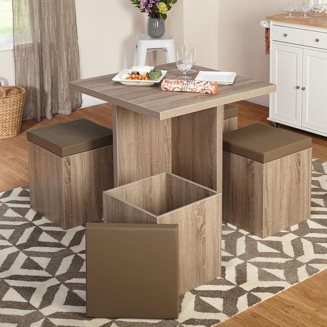 Ý tưởng đưa những bộ bàn ăn độc đáo vào không gian nhỏ hẹp - Ảnh 15.