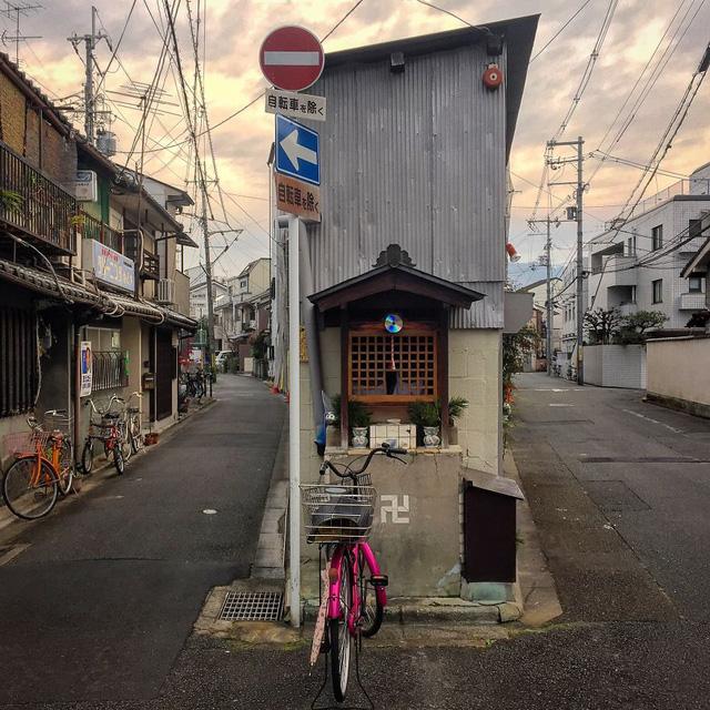 Thích thú với muôn vàn ngôi nhà tí hon độc đáo ở Kyoto - Ảnh 6.