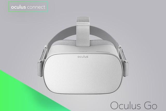 Facebook ra mắt kính thực tế ảo không cần kết nối với smartphone hay PC - Ảnh 1.