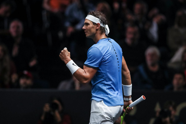 Nadal thắng nhọc nhằn ngay tại vòng 1 giải quần vợt Trung Quốc mở rộng 2017 - Ảnh 1.