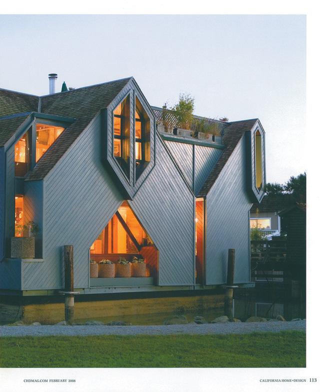 Choáng với những thiết kế nhà di động có thể dịch chuyển muôn nơi - Ảnh 7.