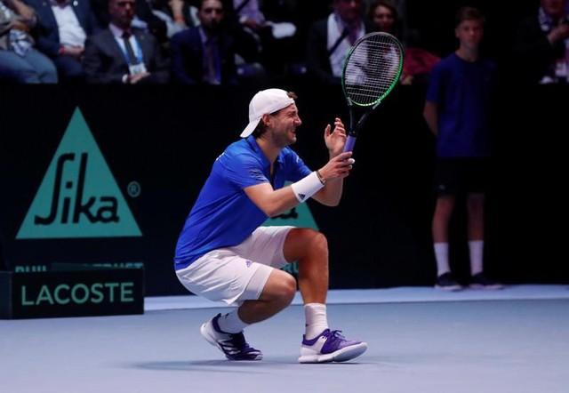 ĐT Pháp giành chức vô địch Davis Cup 2017 - Ảnh 2.