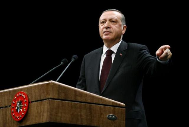 Cải cách hiến pháp tại Thổ Nhĩ Kỳ: Cờ đến tay Tổng thống Erdogan? - Ảnh 1.