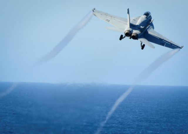 Đối đầu Nga - Mỹ: Ác mộng mới trên chiến trường Syria? - Ảnh 1.