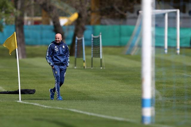 ĐT Argentina cần đạt chuẩn Messi để giành vé đi World Cup 2018 - Ảnh 1.