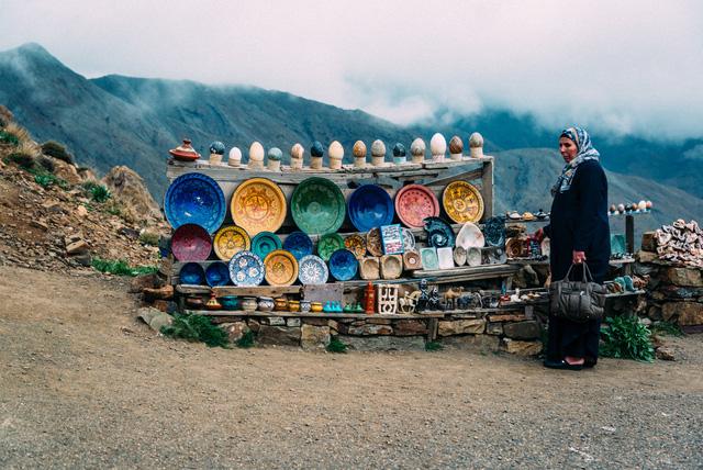 Vẻ đẹp huyền ảo của Morocco qua từng khung hình - Ảnh 4.