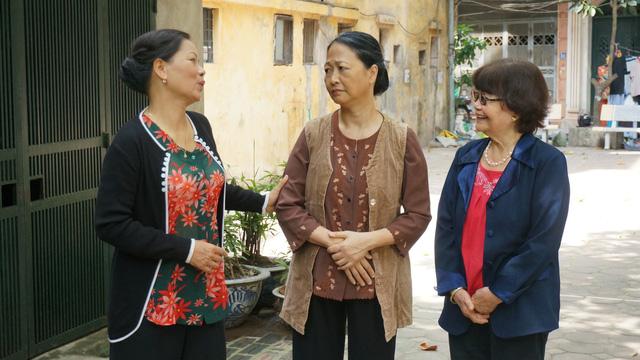 NSND Như Quỳnh lần đầu đảm nhận vị trí giám khảo LHTHTQ 37 - Ảnh 5.