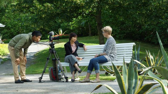 """VTV Đặc biệt """"Ánh sáng tháng 10"""" -  Cơ hội thỏa sức sáng tạo với những khuôn hình - ảnh 2"""