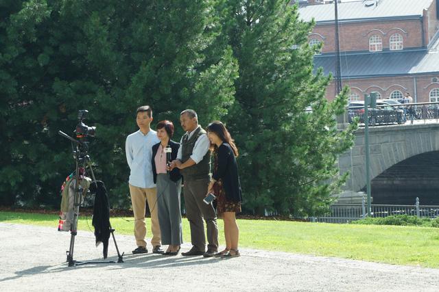 VTV Đặc biệt Ánh sáng tháng Mười: Những hình ảnh phía sau ống kính - Ảnh 6.