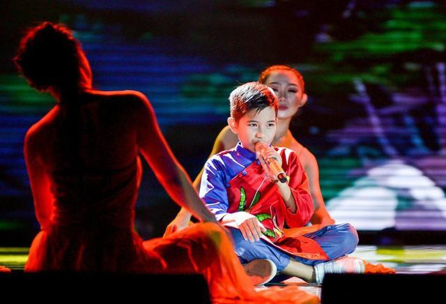 Chân dung 6 thí sinh sẽ tranh tài ở Bán kết Giọng hát Việt nhí 2017 - Ảnh 1.