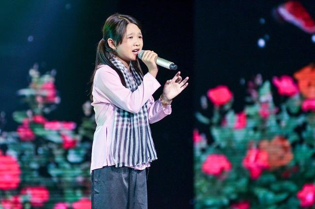 Chân dung 6 thí sinh sẽ tranh tài ở Bán kết Giọng hát Việt nhí 2017 - Ảnh 2.