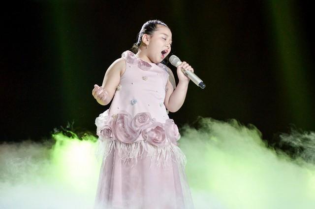 Chân dung 6 thí sinh sẽ tranh tài ở Bán kết Giọng hát Việt nhí 2017 - Ảnh 8.