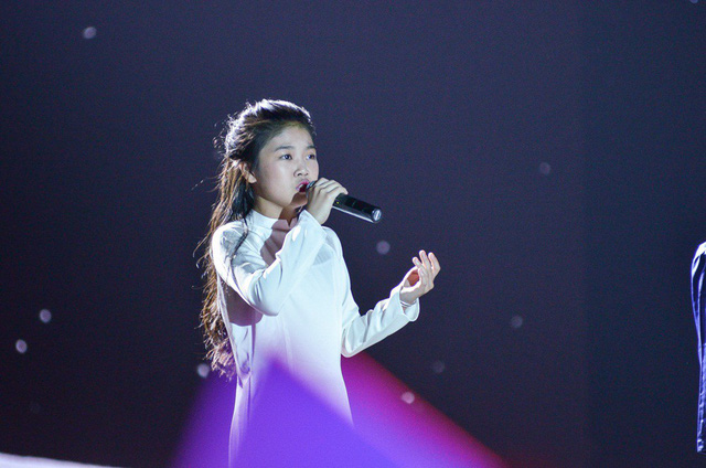 Chân dung 6 thí sinh sẽ tranh tài ở Bán kết Giọng hát Việt nhí 2017 - Ảnh 7.