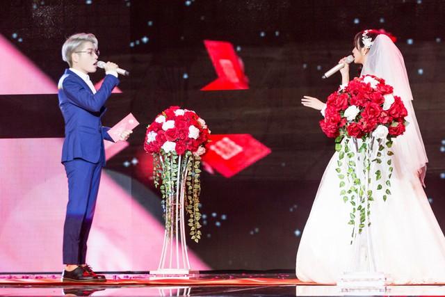 Cặp đôi hoàn hảo: Hòa Minzy hóa công chúa, Đức Phúc gặp cô dâu của riêng mình - Ảnh 3.