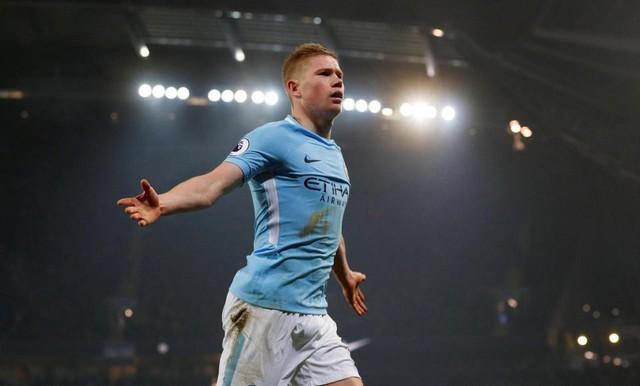 ĐHTB lượt đi Ngoại hạng Anh 2017/18: Thành Manchester áp đảo - Ảnh 3.
