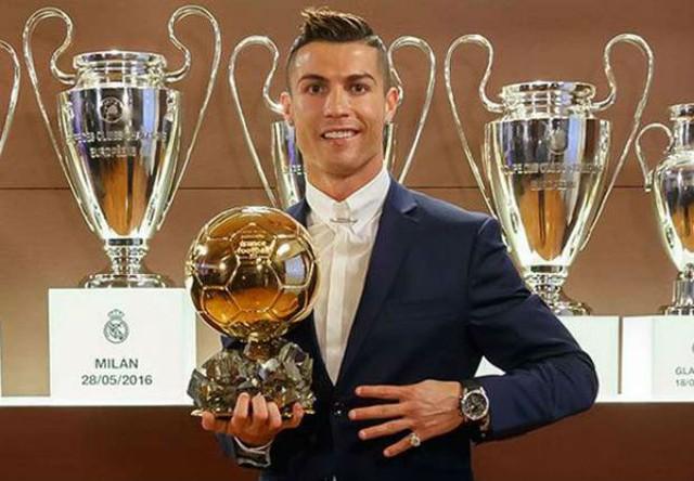 Danh sách chính thức 30 ứng viên Quả bóng vàng 2017: Real Madrid áp đảo - Ảnh 1.