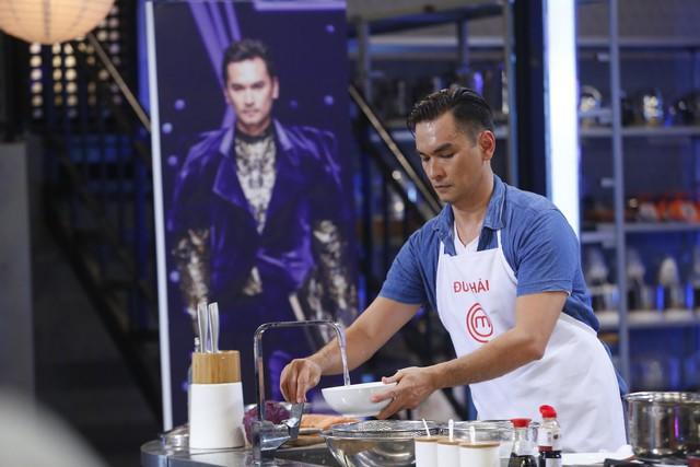 Vua đầu bếp 2017: Đức Hải phản ứng dữ dội với giám khảo Jack Lee - Ảnh 4.