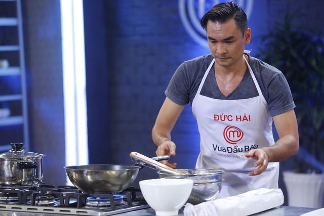 Vua đầu bếp: Thu Hằng, Đức Hải muốn loại hết đối thủ trong top 5 - Ảnh 2.