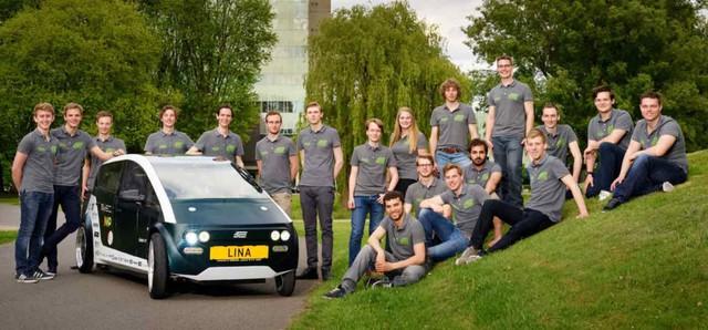 Hà Lan: Xe hơi làm từ vật liệu phân hủy sinh học - Ảnh 2.