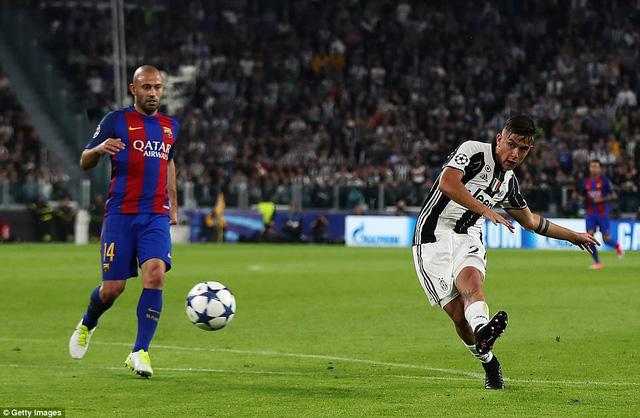ĐHTB tứ kết lượt đi Champions League: Ấn tượng ngựa vằn Juventus! - Ảnh 8.