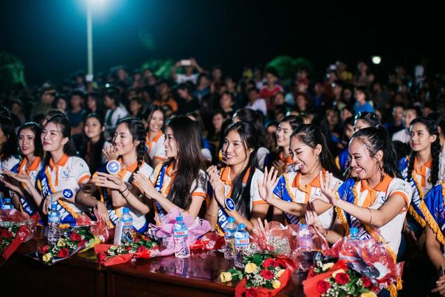 Hoa hậu Hữu nghị ASEAN: Dàn người đẹp hào hứng với trải nghiệm giao lưu văn hóa - Ảnh 5.
