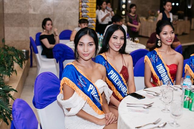 Ngắm nhan sắc của các thí sinh Hoa hậu Hữu nghị ASEAN tại Phú Yên - Ảnh 15.