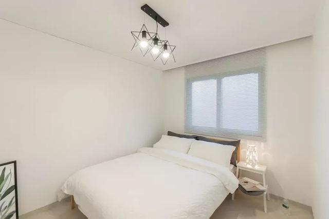 Căn hộ 3 phòng ngủ đơn giản mà vẫn rất tinh tế - Ảnh 8.