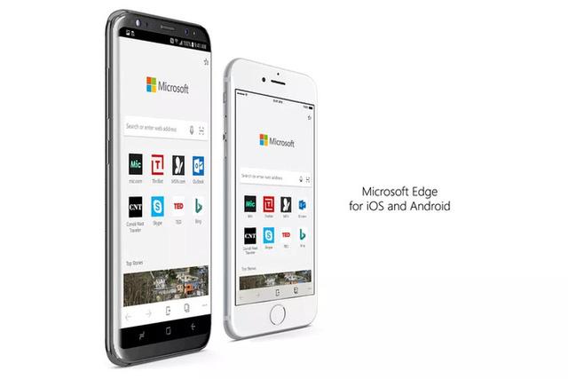 Microsoft ra mắt trình duyệt Edge trên Android và iOS - Ảnh 1.