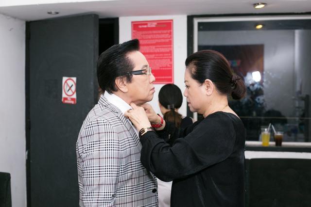 Cựu thành viên Mắt Ngọc khoe vẻ đẹp duyên dáng ở hậu trường Sol Vàng - ảnh 5