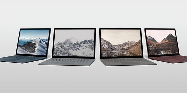 Ra mắt Surface Laptop, Microsoft quyết đấu với Apple - Ảnh 2.
