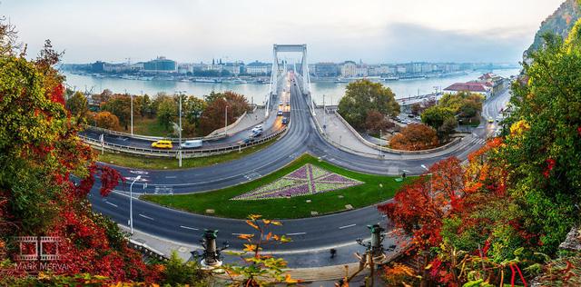 Lạc bước trong khung cảnh mộng mơ rực sắc thu ở Budapest - Ảnh 8.