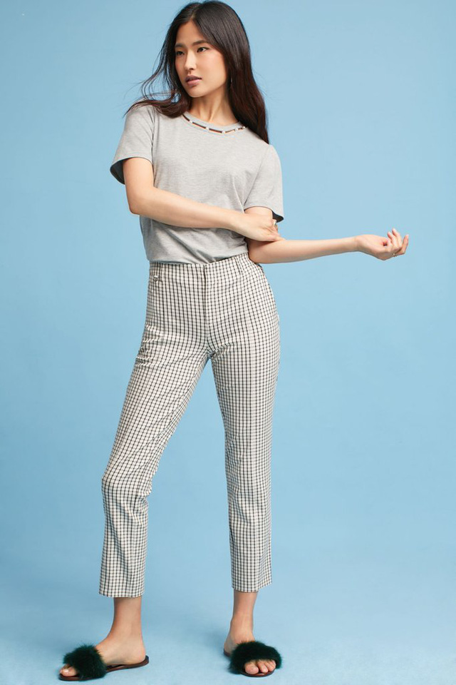 Tạm quên quần jeans đi, đây mới là những xu hướng đang lên ngôi - Ảnh 9.