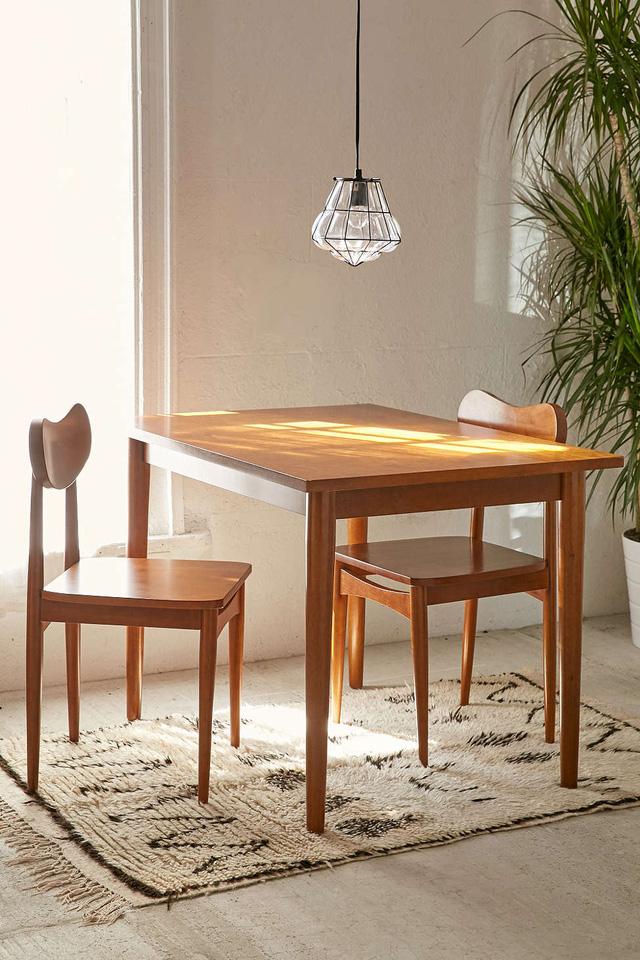 Ý tưởng đưa những bộ bàn ăn độc đáo vào không gian nhỏ hẹp - Ảnh 13.