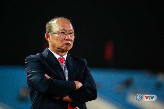 HLV Park Hang Seo tiếc nuối khi tuyển Việt Nam không giành chiến thắng trước Afghanistan - Ảnh 1.