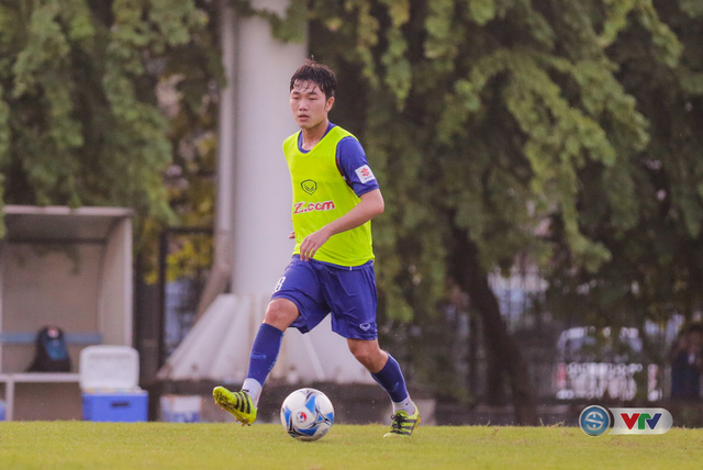 ẢNH: ĐT Việt Nam tiếp tục rèn chiến thuật, sẵn sàng cho trận đấu gặp ĐT Campuchia - Ảnh 13.