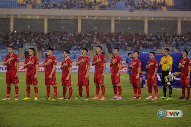 ẢNH: Những khoảnh khắc ấn tượng trong chiến thắng của ĐT Việt Nam trước ĐT Campuchia - Ảnh 1.