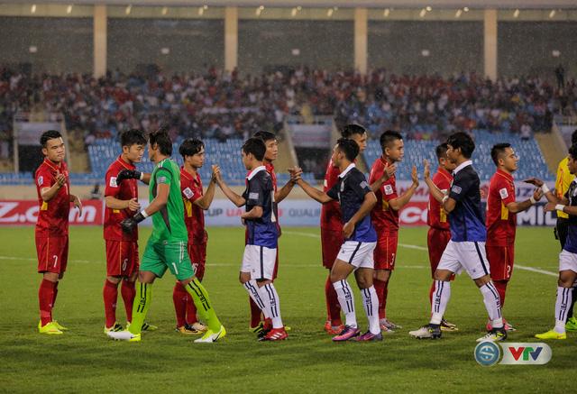 ẢNH: Những khoảnh khắc ấn tượng trong chiến thắng của ĐT Việt Nam trước ĐT Campuchia - Ảnh 3.