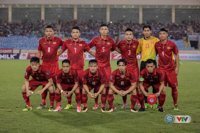 ẢNH: Những khoảnh khắc ấn tượng trong chiến thắng của ĐT Việt Nam trước ĐT Campuchia - Ảnh 4.