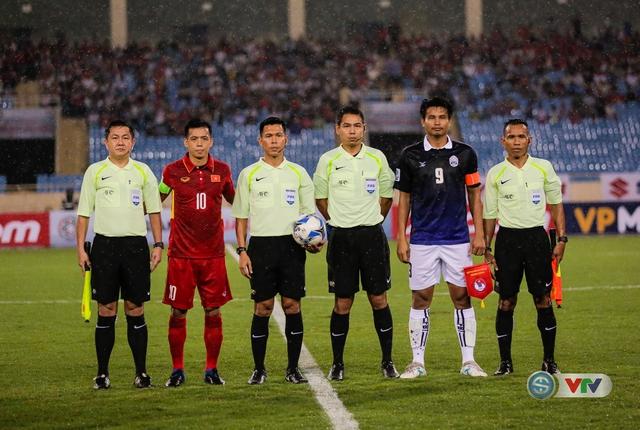 ẢNH: Những khoảnh khắc ấn tượng trong chiến thắng của ĐT Việt Nam trước ĐT Campuchia - Ảnh 6.