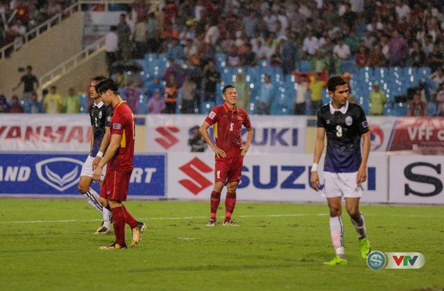 ẢNH: Những khoảnh khắc ấn tượng trong chiến thắng của ĐT Việt Nam trước ĐT Campuchia - Ảnh 11.