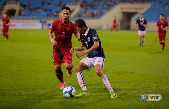 ẢNH: Những khoảnh khắc ấn tượng trong chiến thắng của ĐT Việt Nam trước ĐT Campuchia - Ảnh 13.